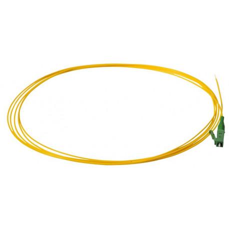 PIGTAIL LC/APC SM 2M OS2 9/125 PVC EASY STRIP