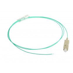 PIGTAIL SC/UPC MM 2M OM3 50/125 PVC EASY STRIP