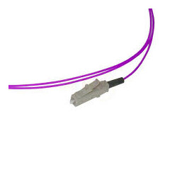 PIGTAIL LC/UPC MM 2M OM4 50/125 PVC EASY STRIP