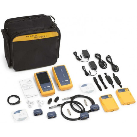 CABLE ANALYZER VERSIV FLUKE DSX-8000-W