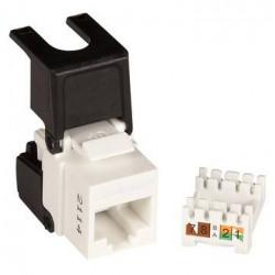 UTP FLIP JACK C6 KEYSTONE BULK BOX A 150 STK GIGA-LAN PRO