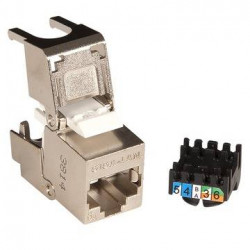 FTP FLIP JACK C6A KEYSTONE BULK BOX A 150 STK GIGA-LAN PRO