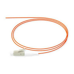 PIGTAIL LC/UPC MM 2M OM2 50/125 PVC EASY STRIP