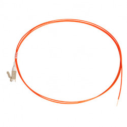 PIGTAIL LC/UPC MM 2M OM1 62,5/125 PVC EASY STRIP
