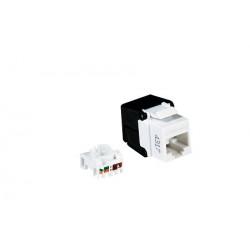 UTP FLIP JACK C6 KEYSTONE BULK BOX A 150 STK GIGA-LAN STANDARD