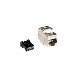 FTP FLIP JACK C6A KEYSTONE BULK BOX A 150 STK GIGA-LAN STANDARD