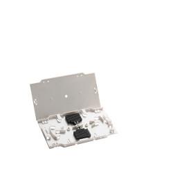 SPLIDSECASETTE FOR 12/24 FIBER BEIGE 155X90X10 MM