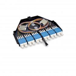NGX SPLICE MODULE LC/UPC 24FO SM G657A1 LSZH PREMIUM  NGXPSP01