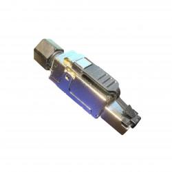 RJ45 IP MODULAR PLUG FTP KAT 6A STIV/FLEX LEDER KAT6A