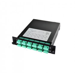 LIGHT LINK MODUL MPO-12XSC OM3 LGX serie