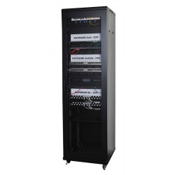 "19"" RACK 42HE H2080XB600XD600MM PPD SORT LRG-300"